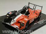 Courage Oreca LC70E #12 D.Andre-F.Mailleux-P.Ragues Le Mans 2009 by IXO MODELS