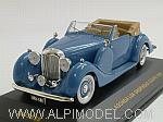 Lagonda LG6 Drophead Coupe 1938 by IXO MODELS