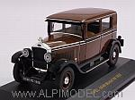 Opel 10/40 Modell 80 1928 (Brown/Black) by IXO MODELS