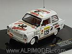 Trabant P601 #125 Rally Monte.Carlo 1995 Kahlfuss - Bauer by IXO MODELS