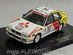 Mitsubishi Galant VR-4 #11 Tour De Corse 1991 Holzer - Wendel by IXO MODELS