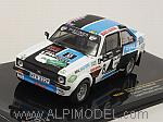 Ford Escort RS Mk2 #8 Legend Boucles De Spa 2014 Snijers - Eggermont by IXO MODELS