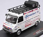 Citroen C35 Van Almeras Fres 1980 Assistance with roof rack by IXO