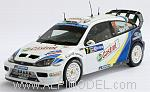 Ford Focus RS WRC EVO3 #7 Mexico Rally 2004 Martin - Park by IXO MODELS
