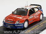 Citroen Xsara WRC #2 Rally Turkey 2005 Sainz - Marti by IXO MODELS