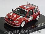 Citroen Saxo S1600 #1 Rally Portugal 2004 Araujo - Ramalho by IXO MODELS