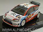 Citroen C4 WRC #7 E.Novikov-S.Prevot Catalunya Rally 2009 by IXO MODELS