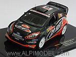 Ford Fiesta RS WRC #10 Rally Monte Carlo 2012 Solberg - Minor by IXO MODELS