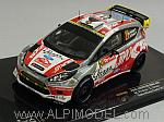Ford Fiesta RS WRC #21 Rally Monte Carlo 2012 Prokop - Hruza by IXO MODELS