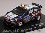 Ford Fiesta WRC #11 Rally Mexico 2013 Neuville - Gilsoul by IXO MODELS