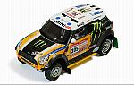MINI All 4 #305 Rally Dakar 2012 Roma - Perin by IXO MODELS
