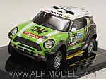 MINI ALL 4 Racing #302 Winner Rally Dakar 2013 by IXO MODELS