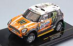 MINI All4 #307 Rally Dakar 2013 Movitskly - Zhiltsov by IXO MODELS