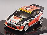 Ford Fiesta RS WRC #8 Winner Rally Monza 2014 Kubica - Benedetti by IXO