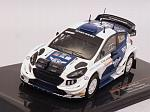 Ford Fiesta RS WRC #1 Rally Arctic Lapland 2019 Bottas - Rautiainen by IXO MODELS
