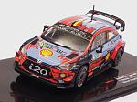 Hyundai i20 Coupe WRC #11 Winner Rally Argentina 2019 Neuville - Gilsoul by IXO MODELS