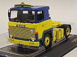 Scania LBT 141 1976 (Yellow) by IXO MODELS