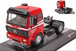 Mercedes SK 1948 Truck 1990 (Red) by IXO MODELS