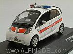 Mitsubishi I-Miev 2010 Hong Kong Police Car by J-COLLECTION.