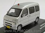 Daihatsu Hijet 2009 Japan Unmarked Police Car by J-COLLECTION.