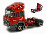 Iveco Turbo Star Truck 1988 (Red) by KK SCALE MODELS