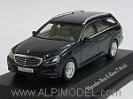Mercedes E-Class T-Model 2013 (Canvasit Blue Metallic) (Mercedes promo) by KYOSHO
