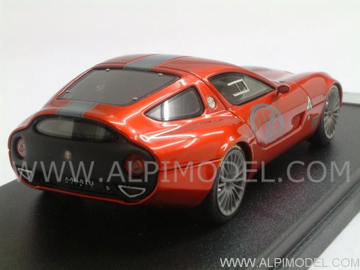 Alfa Romeo TZ3 Corsa 2010 (Rosso Competizione) by LOOKSMART.