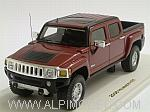 Hummer H3T 2008 (Sonoma Red Metallic) by Spark-Minimax by LUXURY
