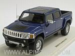 Hummer H3T 2008 (All Terrain Blue) by Spark-Minimax by LUXURY