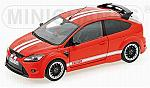 Ford Focus RS Le Mans Edition Red 1967 (Ford MkIV Tribute) by MINICHAMPS