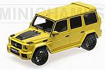 Brabus 850 6.0 Biturbo Widestar (AMG G63) 2016 (Yellow) by MINICHAMPS
