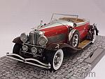 Duesenberg Model J Torpedo Convertible Coupe 1929 by MINICHAMPS