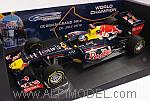 Red Bull Showcar 2012 Sebastian Vettel -  Special Edition GP Germany 20-22 July 2012 by MINICHAMPS