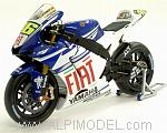 Yamaha YZR-M1 FIAT Team Valentino Rossi MotoGP 2007 by MINICHAMPS