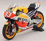 Honda RC213V Team Repsol #93 World Champion MotoGP 2016 Marc Marquez by MINICHAMPS
