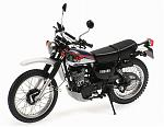 Yamaha XT 500 1986 (Dark Blue) by MINICHAMPS