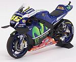 Yamaha YZR-M1 Movistar Free Practice Sepang MotoGP 2016 Valentino Rossi by MINICHAMPS