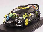 Ford Fiesta RS WRC Winner Rally Monza 2012 Valentino Rossi by MINICHAMPS