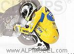 Valentino Rossi pre-race sitting MotoGP 2006 by MINICHAMPS