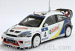 Ford Focus RS WRC Winner Rally Acropolis 2003 Maertin - Park by MINICHAMPS