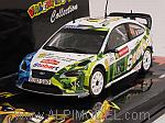 Ford Focus Rally Stobart Valentino Rossi Rally Wales 2008 by MINICHAMPS