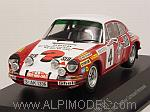 Porsche 911S 2nd Place Rally Monte Carlo 1972 Larrousse - Perramond by MINICHAMPS