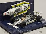 Williams FW07 Ford GP Spain 1980 Emilio De Villota by MINICHAMPS
