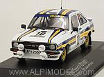 Ford Escort RS1800 MkII #10 Rally Acropolis 1978 Vatanen - Richards by MINICHAMPS