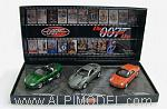 Aston Martin James Bond Set 'Die another day'  Limited Edition by MINICHAMPS
