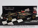 Lotus Renault E22 2014 Pastor Maldonado  (resin) by MINICHAMPS