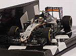 Force India VJM09 Mercedes #11 3rd Place European GP 2016 Sergio Perez (HQ Resin) by MIN