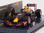 Red Bull RB12 #33 GP Germany 2016 3rd Place Max Verstappen (HQ resin) by MINICHAMPS