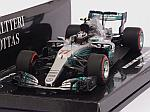 Mercedes W08 AMG #77 Winner GP Russia 2017 Valtteri Bottas 1st win (HQ resin) by MIN