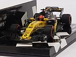 Renault R.S.17 Test Hungaroring 2017 Robert Kubica  (HQ Resin) by MINICHAMPS
